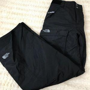The North Face Hyvent snow pants women's M Black